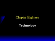 Varian_Chapter18_Technology