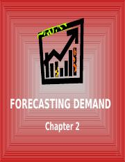 Chapter 2 Forecasting Demands (Animated).pptx