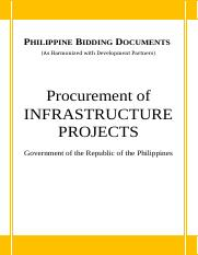 Phil Bidding Documents Infra.docx