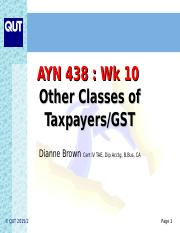 Lecture 10 Other Tp and GST.ppt