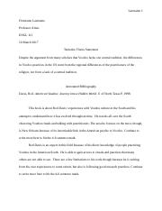 5 Annotated Bibliography Formatting Sample-MLA 8