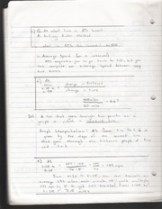 Math 112  Lecture Notes 1B