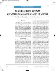 2013 An Aloha-Based Improved Anti-Collision Algorithm for RFID Systems.pdf