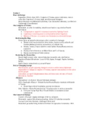 Chapter 22 Section 5 Outline