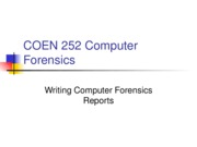 ForensicReports