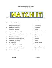 HHS 231_Matching Task Answers.docx