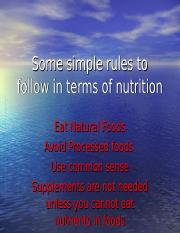 Nutrition Rules(1.5).ppt