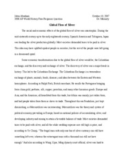 2008 ap world dbq essay In which the teacher explains the ap world document based question, its rubric and the strategies to reach success on the essay.