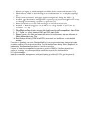 BSHS 3100 Chaper 9 Review Questions.docx