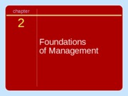 Leisure services management chapter 02