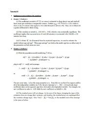 Answers to tutorial 8