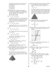 Pre-Calculus Homework Solutions 23
