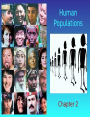 Lecture 03 - Human Populations.pptx