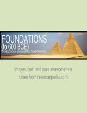 Period One Foundations.ppt