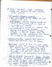 2nd Generations Relations Notes