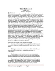 Holocaust_Syllabus_2010_a_Unrevised
