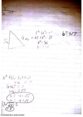 Solving Equations Homework