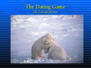 The+Dating+Game-