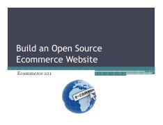Ecommerce-lecture-1