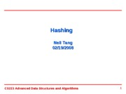 CS223-0219-Hashing
