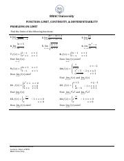 2. Limits_ Continuity_ and Differentiability Test (Practice Sheet).pdf
