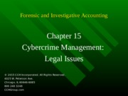 7Ed_CCH_Forensic_Investigative_Accounting_Ch15.ppt
