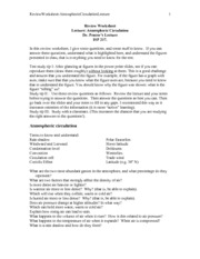 ReviewWorksheet-AtmosphericCirculationLe