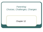 Parenting Ch 12