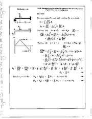 1412_Mechanics Homework Mechanics of Materials Solution