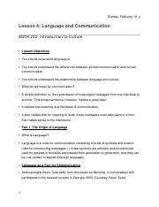 Lesson 4- Language and Communication .docx