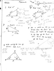 Law of Sines and Law of Cosines Skills Practice Worksheet ...