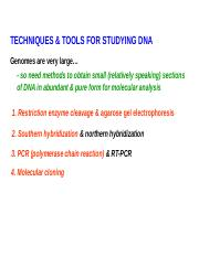 Topic 2 - Genome Analysis Tools