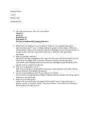 HOW TO WRITE AN INTERVIEW ASSIGNMENT?