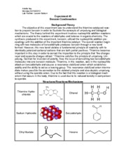 ochem lab Which organic chemistry sequence should you take  chem 335, 336, 337,  labs 345, 346, honors sequence not required of any major, but recommended.
