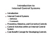 IntroductiontoInternalControlSystemsPPT