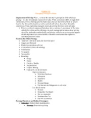 Marketing Study Guide
