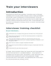 Train your interviewers.docx