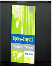Principles lipsey pdf of chrystal and economics