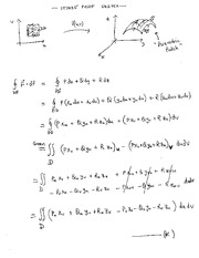 MATH 3001 Stokes Proof Sketch Notes