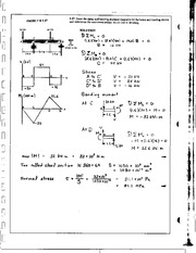 510_Mechanics Homework Mechanics of Materials Solution