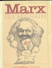 28012909-Marx-for-beginners-by-RIUS