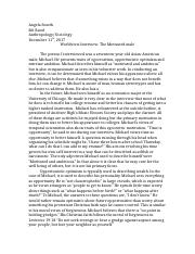 Worldview interview- essay.docx
