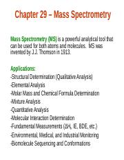 CH223_Ch_29_Fundamentals_Mass_Spec.ppt