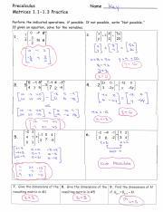 6.1 Practice WS KEY - Precalculus Name Key 6.1 Practice Worksheet ...