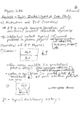 Lecture Notes 13