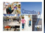3ppt product,packaginproducing of Carrefour.prezantation