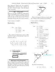 Homework 12- Heat and Temperature-solutions