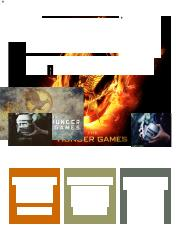 Hunger games catalog