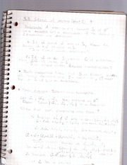cal 3 -span notes