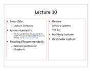 1 - Lecture 10 Notes